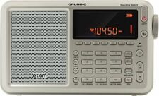 NEW ETON GRUNDIG EXECUTIVE SATELLIT SHORTWAVE RADIO Tune In The World New Design