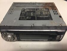 Auto Radio Aiwa Cdc-Z117 Vintage Collectible Cd For Parts