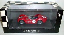 Voitures miniatures rouge pour Maserati