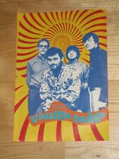 VERY RARE !!! Polish Magazine Vanilla Fudge on cover