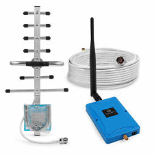 850/1900MHz Cell Phone Signal Booster GSM 3G 4G Amplifier Kit for AT&T Verizon