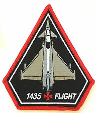 Nessun 1435 Flight Typhoon Operations Royal Air Force RAF Patch Ricamato
