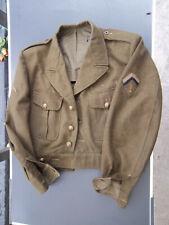 garde mobile en Extrême-Orient - blouson daté 1948 -92 M (46 civile)