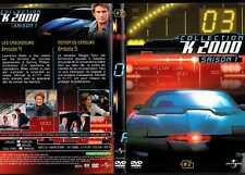 DVD K2000 Saison 1 DVD3 (Comme neuf)