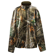 Pursuit Gear RealTree EDGE 1/4 Zip Adult Pull-Over - Camo (NEW) Lists @ $60