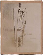 Large 1900 Card Mounted Photo of the Ferryboat Viking