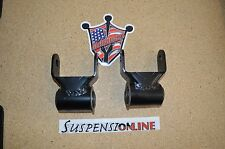 "Mcgaughys Chevy GMC 1988+ Short Shackle 1"" Lift 34040 FLIP LIFT"