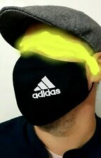 mascherina viso / face mask ricamata Adidas
