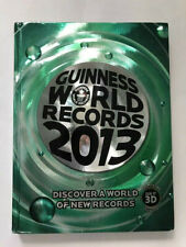 ISBN 1904994873 Guinness World Records 2013 Discover a WORLD of New Record Augme