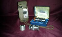 Revere Ranger Super 8 Camera w/ wide angle & WOLLENSAK RAPTAR LENS
