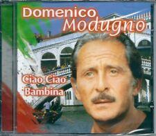 Domenico Modugno. I Successi (2004) CD NUOVO Volare Dio come ti amo Vecchio Frak