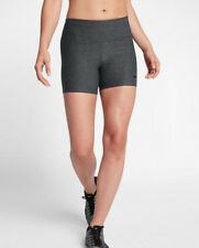 "Nike Power Legendary Women's 5"" Charcoal Training Shorts (839913-071) XS/S/M/L"