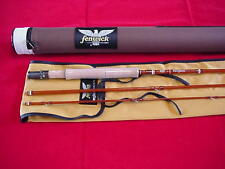 Fenwick Fly Rod Fenglass 7 1/2 ft 3 Piece #5 Line Fiberglass Fly Rod GREAT NEW