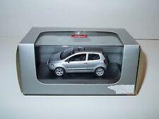 VW Fox, Schuco, silber, 1:43, Volkswagen, Modellauto