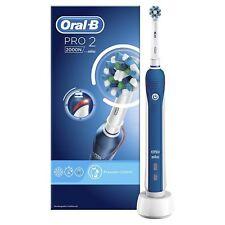 Braun Oral-B Pro 2 2000N CrossAction cepillo de dientes eléctrico recargable de energía