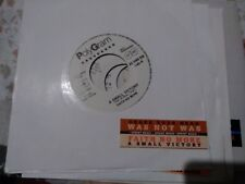 """7"""" PROMO + STICKER FAITH NO MORE A SMALL VICTORY WAS NOT WAS SHAKE YOUR HEAD N/M"""