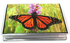 RFID Protected MONARCH Photo Debit Card Holder Cover w/Register  photo insert