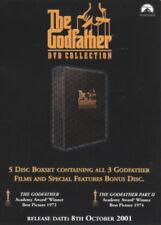 The Godfather Trilogy DVD (2001) Al Pacino