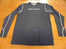 Under Armour Blue Shirt Longsleeve Coldgear Medium M