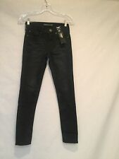 NWT EXPRESS Jean Leggings Medium Wash-Size 005