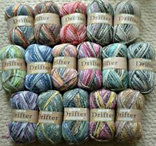 King Cole Ball Colour Gradient Crocheting & Knitting Yarns