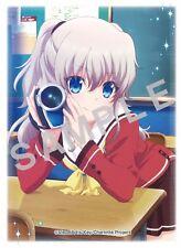 Charlotte Nao Tomori Card Game Character Sleeves 80CT Collection Vol.19 KS-56