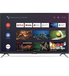 "Sharp 42"" 2T-C42CI6KE2AB Smart Full LED Freeview TV"