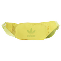 adidas ORIGINALS ESSENTIAL CROSSBODY BUM BAG YELLOW BUM BAG TREFOIL RETRO ACTIVE