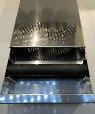 Commercial Under Grinder Knock Out Box Drawer Stainless Steel