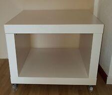 2 Kleinmöbel IKEA Lack/Expedit, weiß