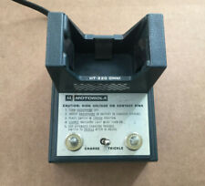 MOTOROLA HT-220 RADIOPHONE BATTERY CHARGE/TRICKLE