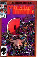 Machine Man #2 (of 4) 1st App Arno Stark Iron Man 2020 Marvel Comics 1984