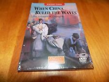 ANCIENT CIVILIZATIONS WHEN CHINA RULED THE WAVES Chinese Fleet Ships IMP DVD NEW