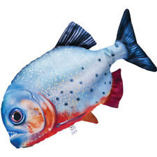 The Red-Bellied Piranha - Cushion - GABY