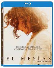 EL MESIAS BLU-RAY REGION A,B,C THE YOUNG MESSIAH AUDIO ESPAÑOL LATINO & ENGLISH