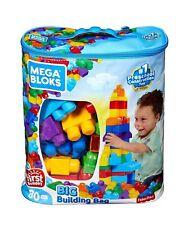 Mega BloksFirst Builders Big Building Bag Blue
