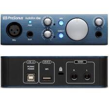 PRESONUS AUDIOBOX iONE interfaccia scheda audio usb 2.0 x pc iPad studio