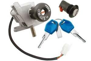 Juego kit cerraduras llaves cerrajas APRILIA SCARABEO 200 (1999-2002)