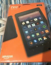 Fire 7 Tablet with Alexa 16 GB, Black