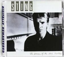STING THE DREAM OF THE BLUE TURTLES CD SOFT ROCK POP MUSIC NEW