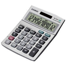 Casio MS120MS - Desk Calculator With Tax Calculations
