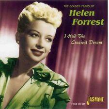 HELEN FORREST - THE GOLDEN YEARS-I HAD THE CRAZIEST DREAM 4 CD NEU