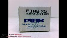 PIAB 32.01.083 VACCUM PUMP, NEW #193209