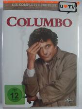 Columbo - Staffel 1 inklusive 2 Pilotfilmen - Peter Falk, Leslie Nielsen, Culp