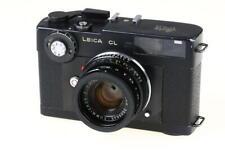 LEICA CL mit Summicron 40mm f/2,0 - SNr: 1307812
