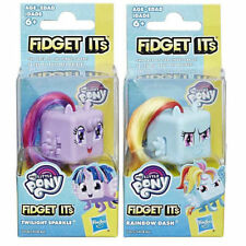 Hasbro Fidget Its My Little Pony Cube Rainbow Dash + Twilight Sparkle NEW