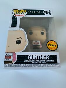 Funko Pop Friends Gunther Limited Chase Edition #1064