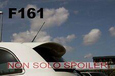 SPOILER ALETTONE POSTERIORE FIAT 500 ABARTH LOOK   CON PRIMER F161P  TR161-5