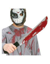 Friday the 13th - Jason Voorhees Costume Kit (Shirt, mask, machete)