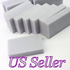 100 PACK  WHITE Cleaning Magic Sponge Eraser Melamine Cleaner multi-purpose foam